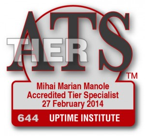 ATS - Accredited Tier Specialist, Uptime Institute, SUA